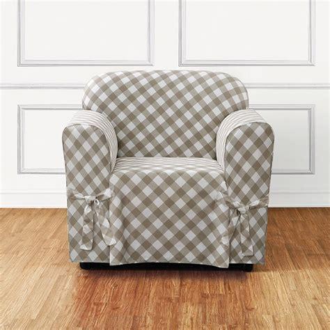 Skirted Slipcover Armchair