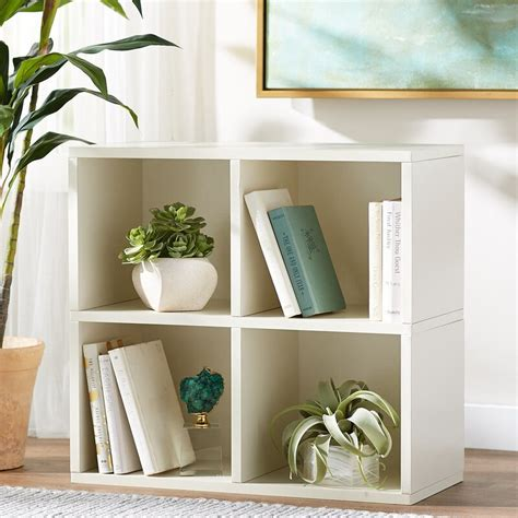 Skye Quad Cube Unit Bookcase