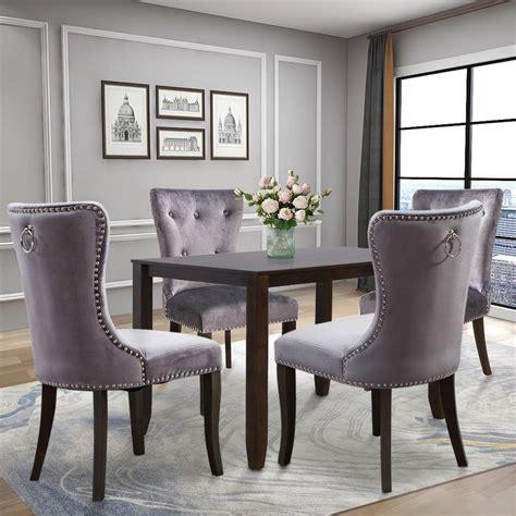 Skyler Upholstered Dining Chair (Set of 4)