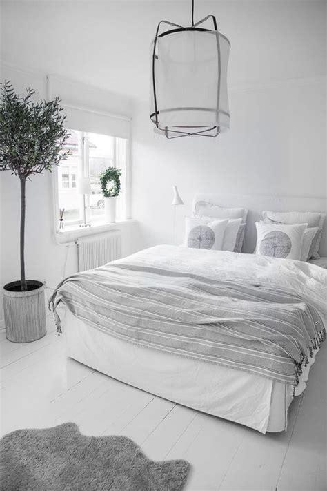 Slaapkamer Ideeen Wit Bed