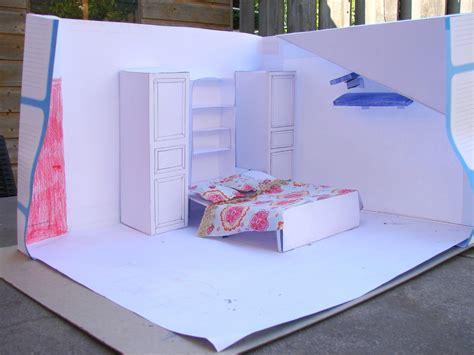 Slaapkamer Op Schaal