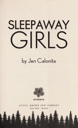 Read Books Sleepaway Girls (Whispering Pines, #1) Online