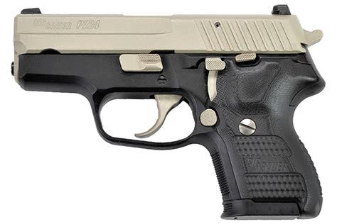 Slickguns Slickguns P224 9mm Nickel.