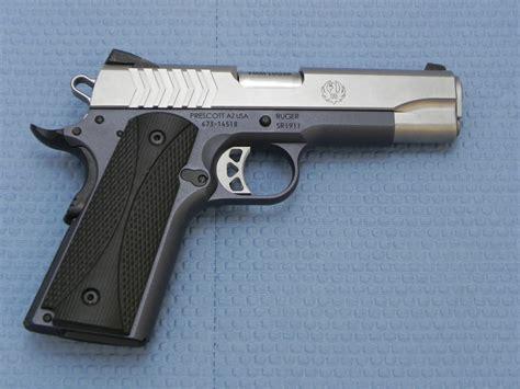 Slickguns Slickguns Ruger Sr1911.