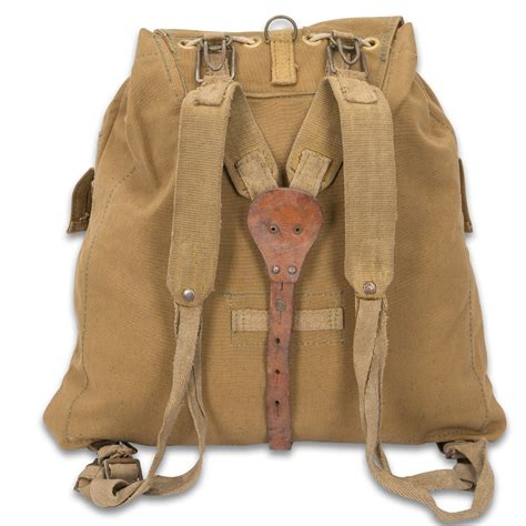 Army-Surplus Small Army Surplus Backpack.