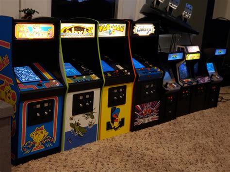 Small Arcade Cabinet