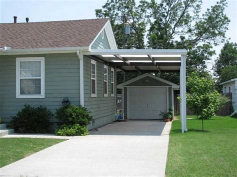 Small Carport Design