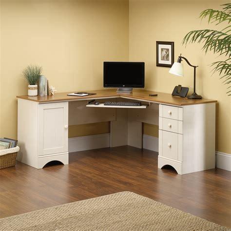 Small Desk Corner