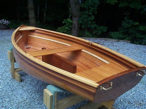 Small Row Boat Plans