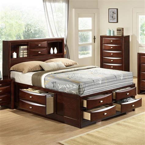 Small Storage Beds