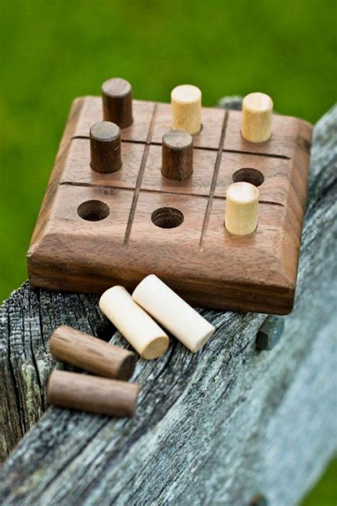 Small Wood Building Projects