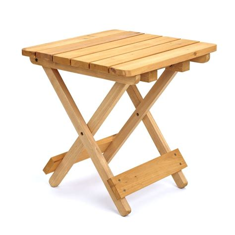 Small Wood Table Plans