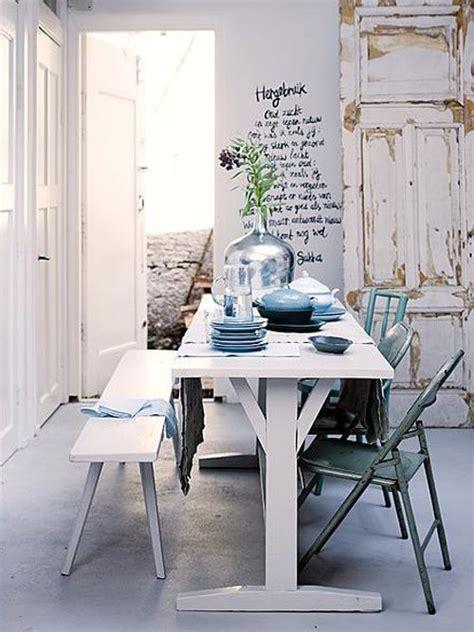 Smalle Keuken Eettafel