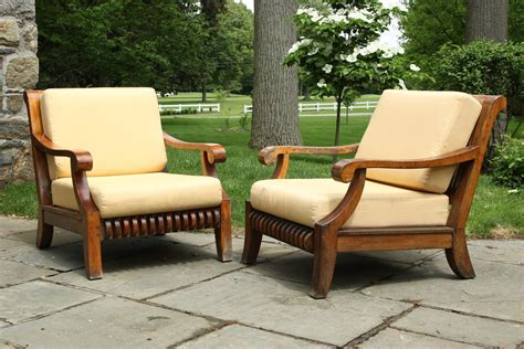 smith and hawken teak patio furniture