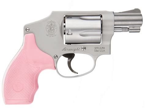 Smith-And-Wesson Smith And Wesson 38 Lightweight Revolver Reviews Women.