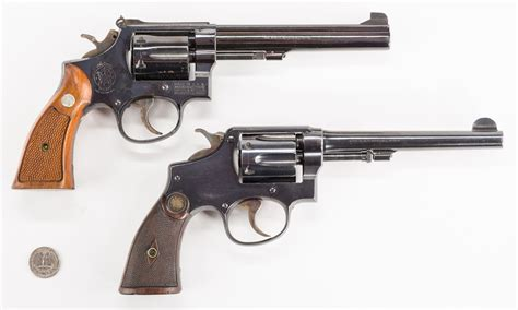 Smith-And-Wesson Smith And Wesson 38 Long Ctg.