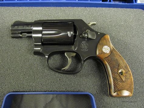 Smith-And-Wesson Smith And Wesson 38 Special Model 36.