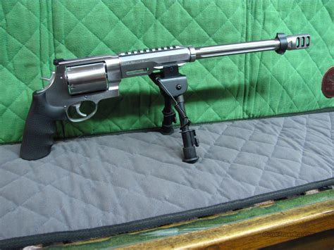 Smith-And-Wesson Smith And Wesson 460 14 Inch Barrel.