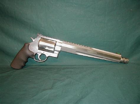 Smith-And-Wesson Smith And Wesson 460xvr Compensated Hunter.