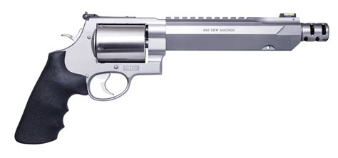 Smith-And-Wesson Smith And Wesson 460xvr Performance Center 14 Barrel Review.
