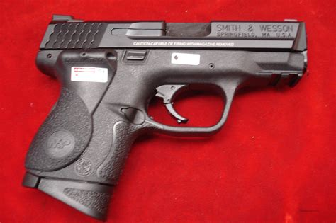 Smith-And-Wesson Smith And Wesson 9mm Compact With Laser.