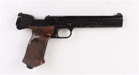 Smith-And-Wesson Smith And Wesson Air Pistol Model 79g.