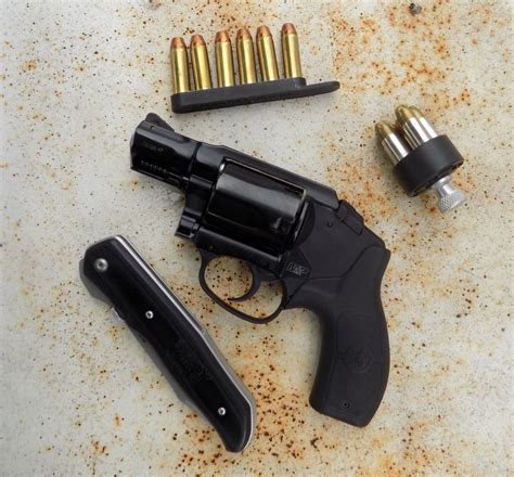 Gun-Shop Smith And Wesson Bodyguard 40 Review.