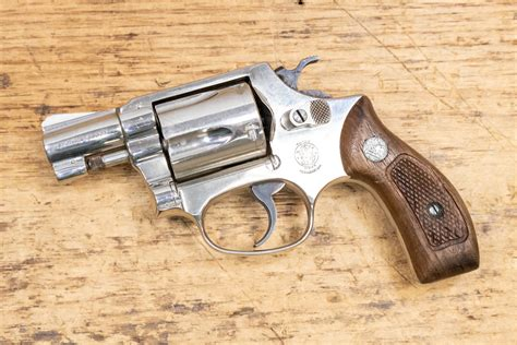 Smith-And-Wesson Smith And Wesson Nickel Plated 38 Special Price.