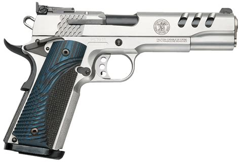 Smith-And-Wesson Smith And Wesson Performance Center 1911 Grips.