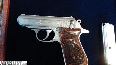 Smith-And-Wesson Smith And Wesson Ppk S Engraved.