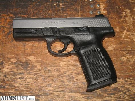 Smith-And-Wesson Smith And Wesson Sigma 9mm Size.
