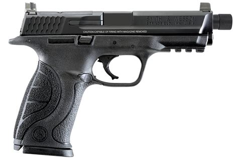Smith-And-Wesson Smith And Wesson Sigma 9mm Threaded Barrel.
