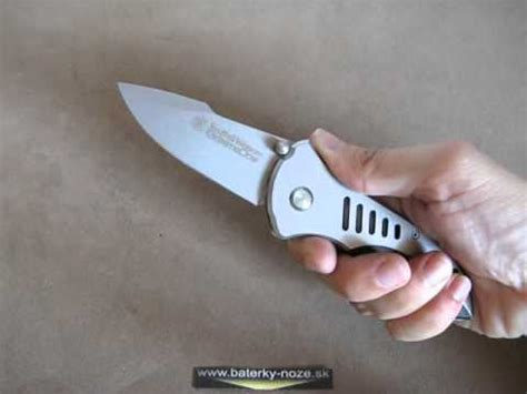 Smith-And-Wesson Smith And Wesson Swat 2 Ck5.