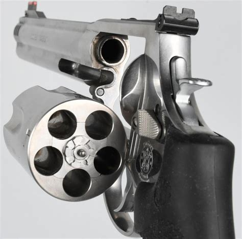 Smith-And-Wesson Smith N Wesson 500 Ammo.