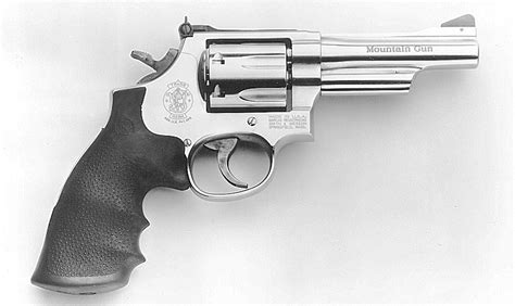 Smith-And-Wesson Smith Wesson Mountain Gun Weight.