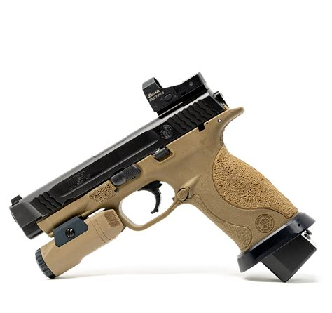Smith-And-Wesson Smith Wesson Mounts For Red Dot.