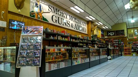 Main-Keyword Smoky Mountain Guns And Ammo.