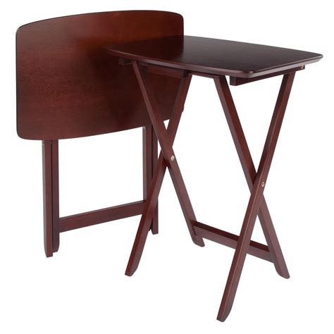 Snack Tray Table (Set of 2)