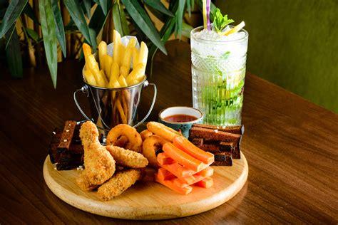 Snacks Zu Cocktails