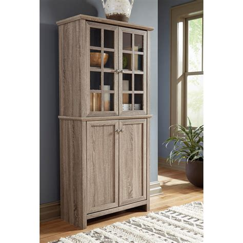 Snider Tall Accent Cabinet