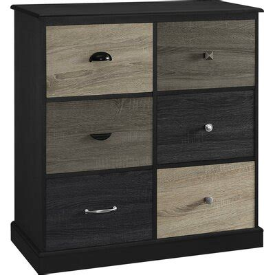 Snowy Mountain Accent Cabinet