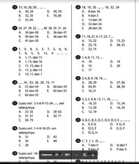 Soal Cpns 2017 Beserta Jawabannya Soal Ujian Akhir Semester 1 Kelas 1 Sd Bahasa Inggris