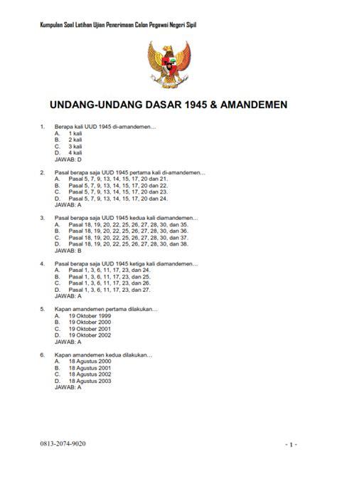 Contoh Soal Tkd Cpns Kementerian Esdm 2017 Soal Tkd Kemenkeu Pdf Soal Cpns Terbaru Pdf 2017 Lengkap