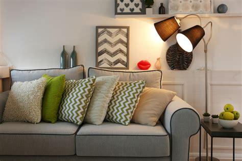 Sofa Aufpeppen