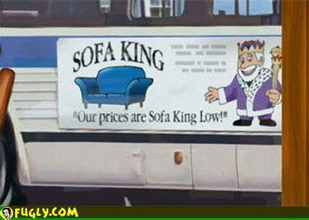 Sofa King Beilen