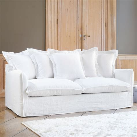Sofa Weiß