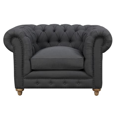 Soho Chesterfield Chair