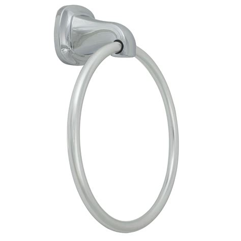 Soiree Wall Mounted Towel Ring