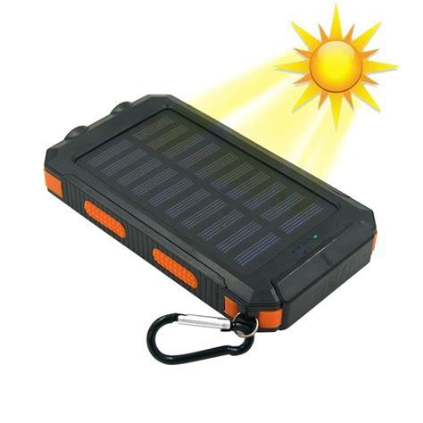 Solar Battery Bank For Mobile