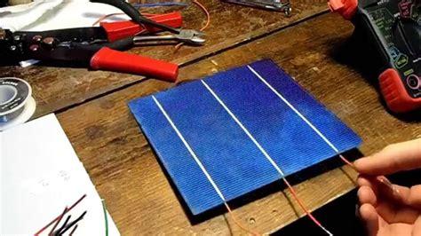 Solar Cell Diy